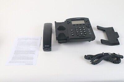 Polycom Vvx300 Ip Business Poe Telephone 2201-46135-001 6 Line Voip Phone