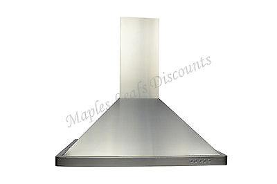 "30"" Stainless Steel Kitchen Range Hoods Wall Mount 3 Speeds Ventilation System"