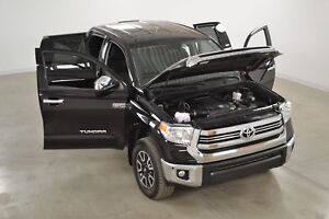 2017 Toyota Tundra TRD OFF Road 4x4 5.7L Double Cab