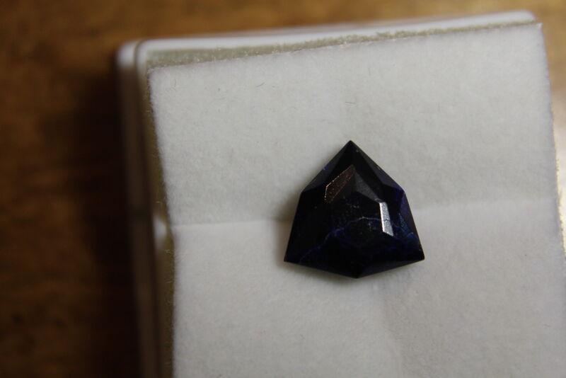 Azurite - 5.12ct Gemstone from Arizona