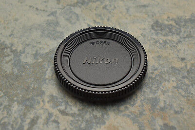 Nikon BF-1A Camera Body Cap AF D3 D4 D40 D60 D100 D200 D700 D3000 D5000 (#2779) for sale  Shipping to Canada