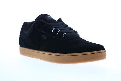 Etnies Joslin 4101000484964 Mens Black Suede Skate Inspired Sneakers Shoes 6