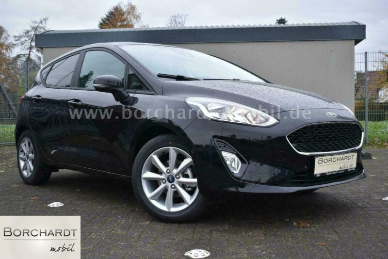 Ford Fiesta 1.0 Ecoboost Cool&Connect #Navi#WinterPak