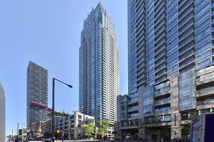 2 bdrm, 3 bathroom 1090 sq ft corner condo at Yonge/Eglinton