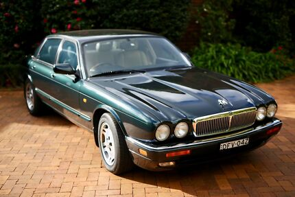 1996 Jaguar XJ6 Sedan