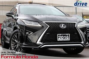 2016 Lexus RX 350 F-SPORT PACKAGE | NAVIGATION | ALL WHEEL DRIVE