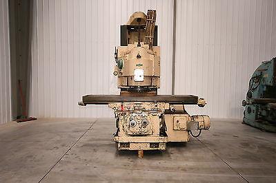 11371 Cincinnati Model 550-20 Vercipower Vertical Mill 94 12 X 20