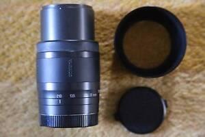 Minolta/Sony A mount Tamron 70-210mm also adapt 2 Sony mirrorless Sydney City Inner Sydney Preview
