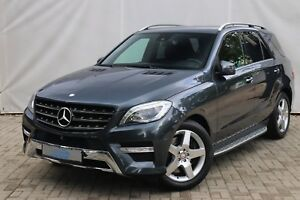 Mercedes-Benz ML 500 BE 4M AMG SPORT STANDHEIZUNG AIRMATIC ILS