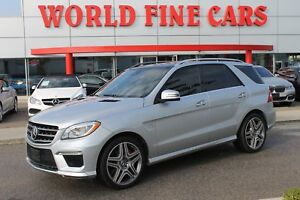 2013 Mercedes-Benz M-Class | ML63 AMG | Accident-Free