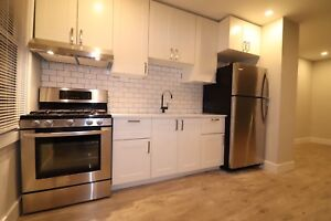 2 bedroom semi in corktown!  Newly renovated