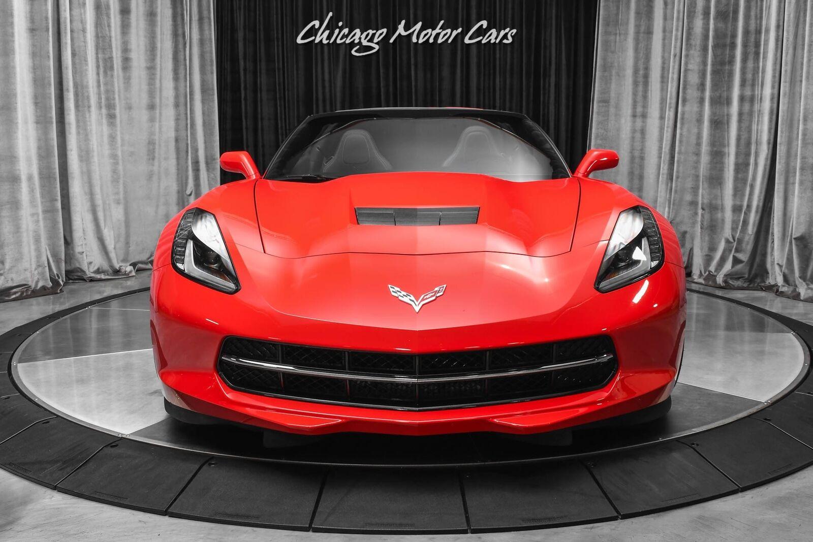 2014 Red Chevrolet Corvette Stingray 2LT | C7 Corvette Photo 7