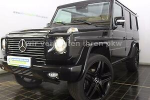 Mercedes-Benz G-Station Lang G320 CDI 22 Zoll AMG