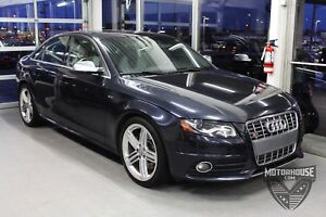 2012 Audi S4 3.0 CLEAN CARPROOF | AWD | BLUETOOTH | MOONROOF...