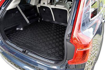 PREMIUM Antirutsch Gummi-Kofferraumwanne für Volvo XC90 2002-2015 hohes Rand