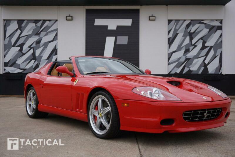 Image 1 Voiture Européenne d'occasion Ferrari Superamerica 2005