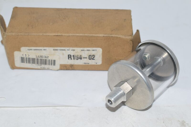 NEW LDI Industries Inc R154-02 2 1/2 OZ. CAP 1/4