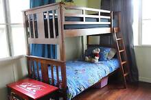 Solid Timber Bunk-bed - Excellent Condition Ipswich City Preview
