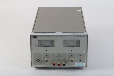 Hp Agilent Keysight 6024a Dc Power Supply 0-60v0-10a 200w