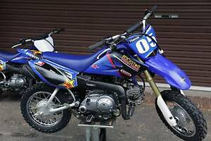 Yamaha-TTR-50-E-TTR50E -2010 Hurstbridge Nillumbik Area Preview