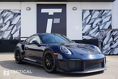 2018 Porsche 911 GT2 RS 2018 Porsche 911 GT2 RS