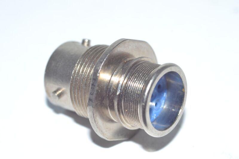 10 Pin Glenair Circular Mil Spec Connector