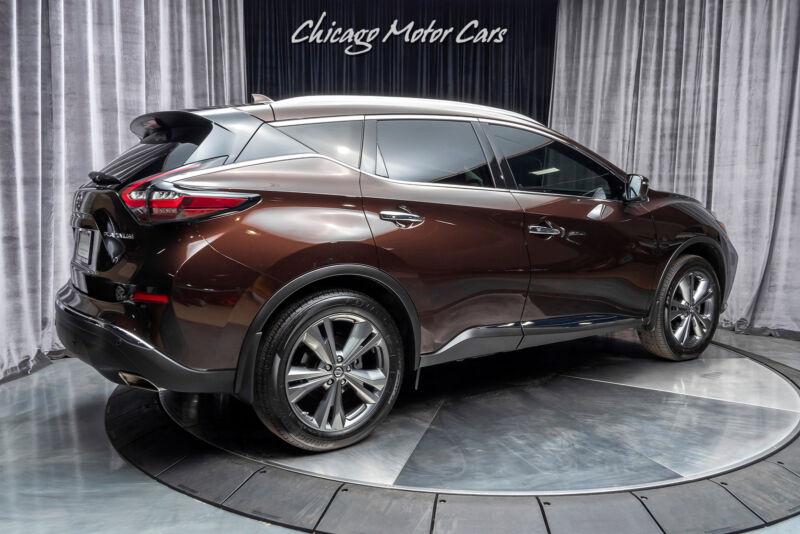 Image 5 Voiture Asiatique d'occasion Nissan Murano 2019