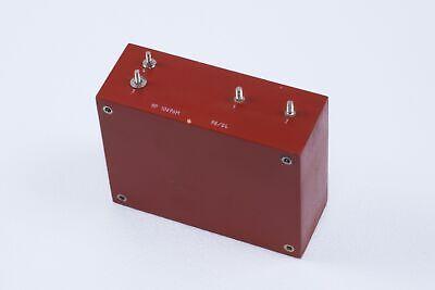 Conbio Medlite 4 Iv Med Lite Laser Pulse Trigger Transformer Red Brick 9p 10696m