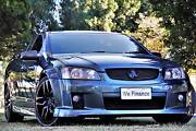 2009 Holden Ute SV6 VE Manual MY10 Carlisle Victoria Park Area Preview