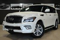 2017 Infiniti QX80 Navi, 8 Pass, DVD, BOSE, 360 cam, Heated Markham / York Region Toronto (GTA) Preview