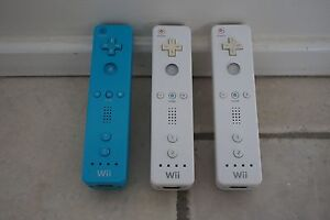Wii/Wiiu controllers Collingwood Park Ipswich City Preview