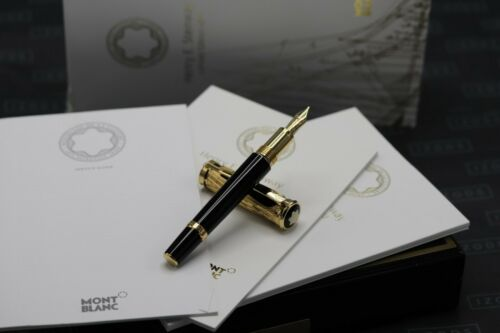 Montblanc Patron of Art Henry E.Steinway 4810 Fountain Pen