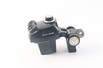 Bausch Lomb 1x-2.5x Stereozoom Microscope Head