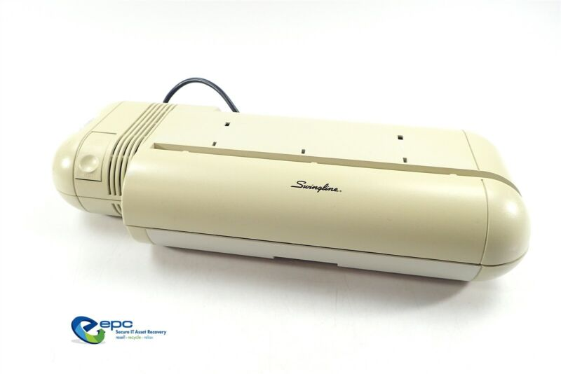 Swingline Commercial Electric 3-Hole Punch Model 535 28-Sheet Capacity