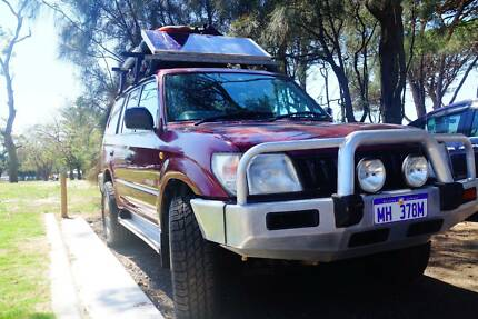 1997 Toyota LandCruiser 4WD Full Equiped Sydney City Inner Sydney Preview