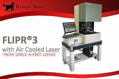Molecular Devices FLIPR 3 - NOW WITH THE AIR-COOLED LASER