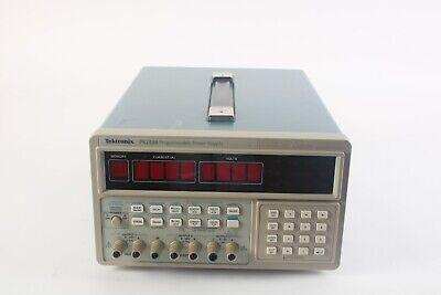 Tektronix Ps2520 Triple Output Programmable Dc Power Supply 2x 0-36vdc 1.5a