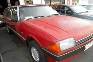 1984 Ford Fairmont Wagon EFi Dandenong Greater Dandenong Preview