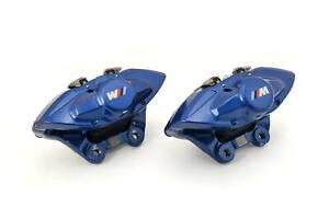 BMW Brembo Blue M-Sport Brake Calipers Set