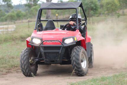 Polaris RZR fully optioned 2016