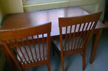Dining table (expads/open up) with 6 chairs Randwick Eastern Suburbs Preview