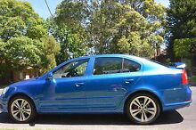 2013 Skoda Octavia Hatchback RS125 Factory Warranty Chatswood Willoughby Area Preview