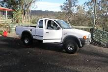 1998 Ford Courier Ute Eaton Dardanup Area Preview