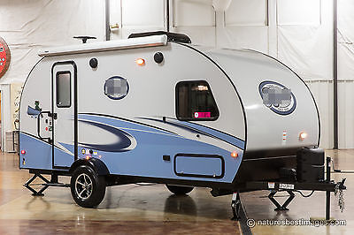 New 2018 RP-179 Lightweight Glissade Out Ultra Lite Travel Trailer Camper for Sale