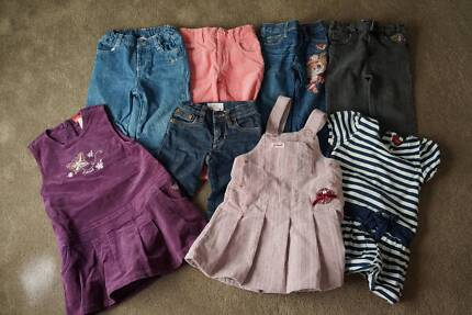 Girls Size 2 clothes- brands including Country Road, Sprout
