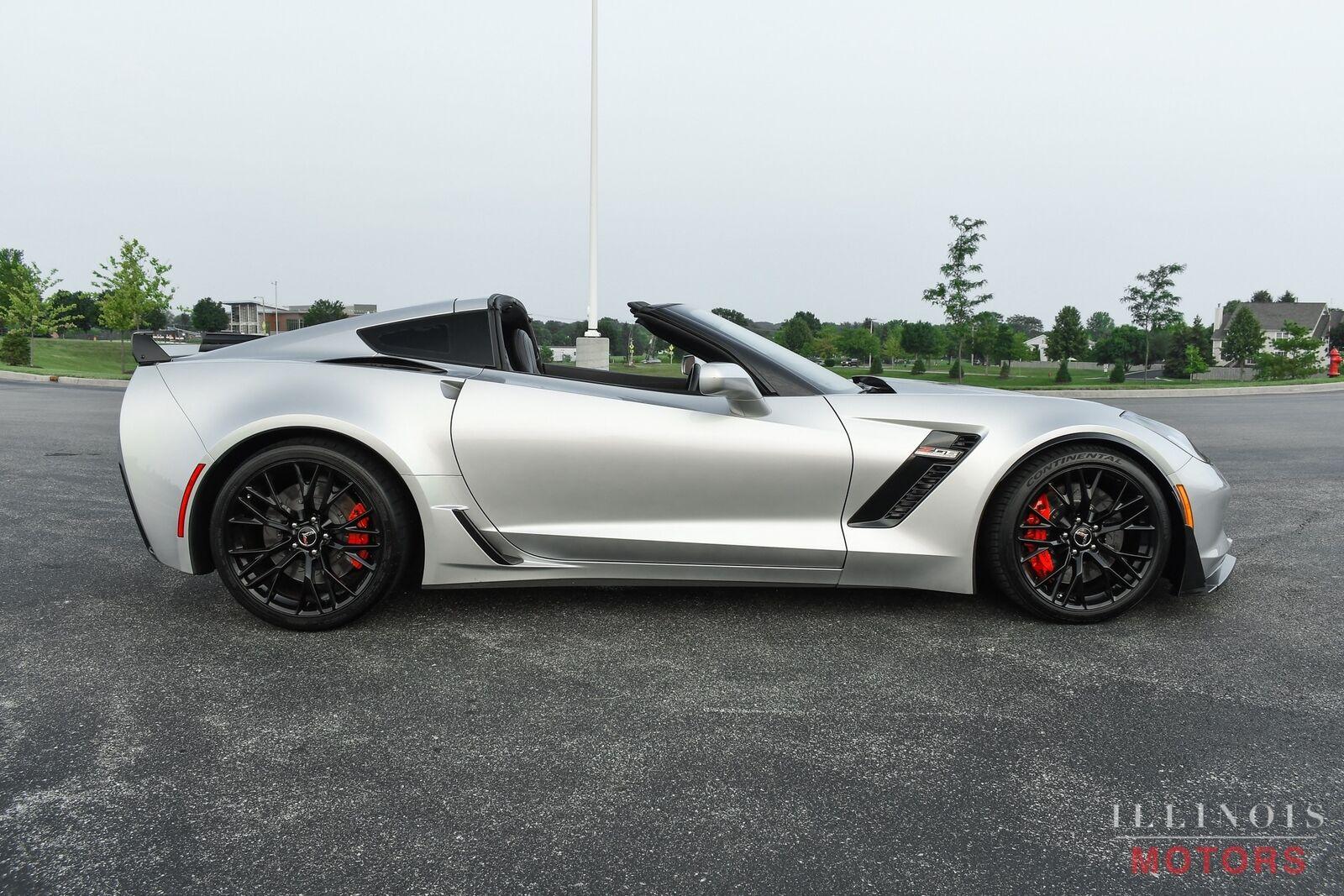 2015 Silver Chevrolet Corvette Z06  | C7 Corvette Photo 7