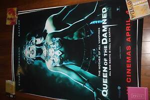 Queen of the Damned Movie poster Annandale Leichhardt Area Preview