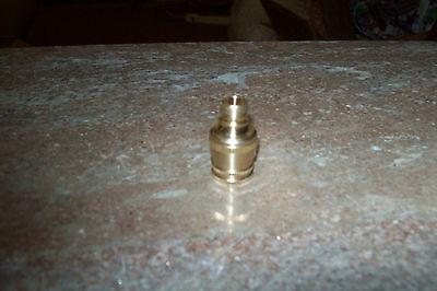(Lamp Part - Solid Brass Swivel for Bridge or Table Lamp SWIVEL)