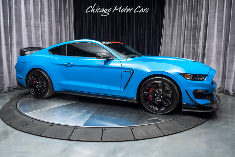 Image 5 Voiture Américaine d'occasion Ford Mustang 2017