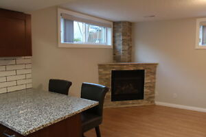 KENILWORTH, BRIGHT, LARGE BSMT SUITE, 1 BDRM, A MUST SEE